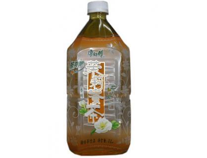 bereit Tee Flaschenetikett